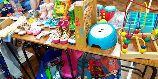 Eastbourne Baby and Children's Nearly New Sale 22 Sept Willingdon School