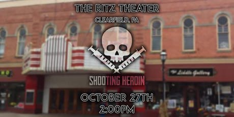 """Shooting Heroin"" - The Ritz Theater tickets"