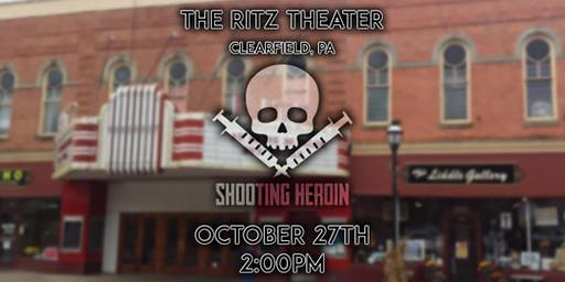 """Shooting Heroin"" - The Ritz Theater"