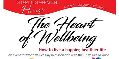 The Heart of Wellbeing tickets