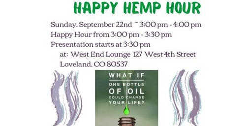 Happy Hemp Hour