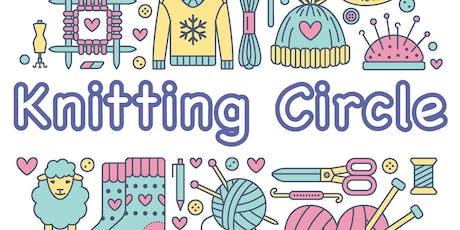 Friday Night Knitting tickets
