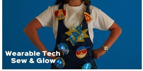 Wearable Tech - Sew n Glow: Single Day tickets