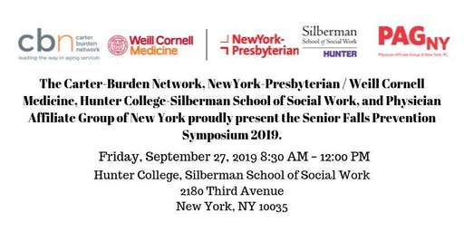 Senior Falls Prevention Symposium