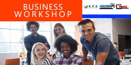Business and Real Estate Funding tickets