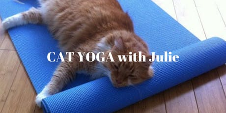 Cat Yoga with Julie tickets