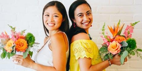 Hawaiian-Inspired Flower Arranging Class at Chicago Flower and Garden Show tickets