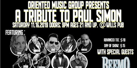 A Musical Tribute to Paul Simon tickets