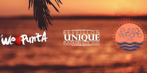 We Love Punta + Reveillon Unique 2020