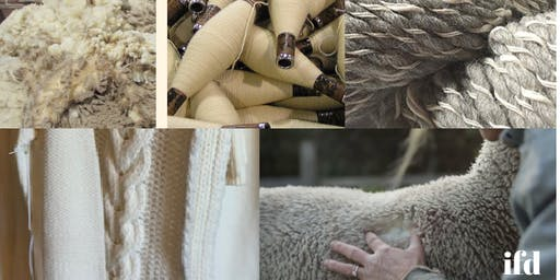 From Raw Wool to Finished Goods at the Historical Imperial Stock Ranch