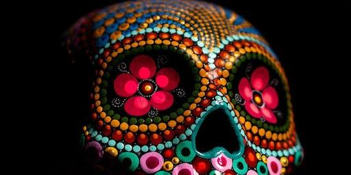"""""""Dia de los Muertos"""" Spooky Soirée"""