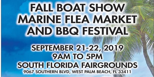 10th Annual Florida Marine Flea Market and BBQ Festival