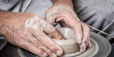 Evening Class — Throwing a Ceramic Pot