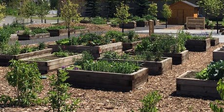 Community Garden Workshop tickets