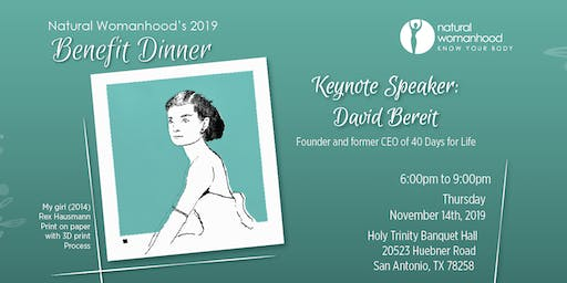 Natural Womanhood Benefit Dinner