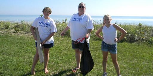 Sheboygan Beach Clean Up