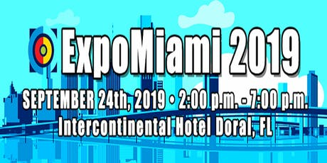 ExpoMiami September 24, 2019 tickets
