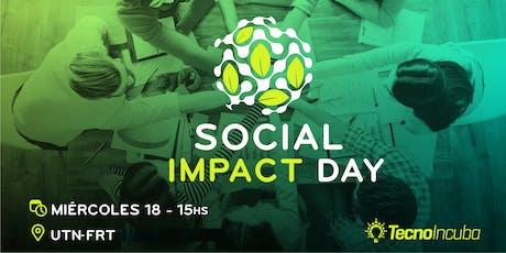 Social Impact Day entradas