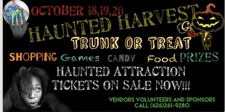 Shark Pitch Haunted Harvest tickets