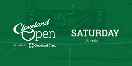 Cleveland Open presented by Cleveland Clinic—Semifinals tickets