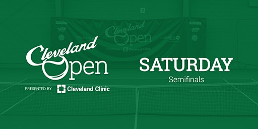 Cleveland Open presented by Cleveland Clinic—Semifinals