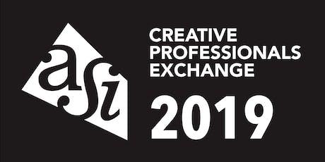 Creative Professionals Exchange tickets