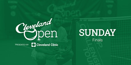 Cleveland Open presented by Cleveland Clinic—Finals tickets
