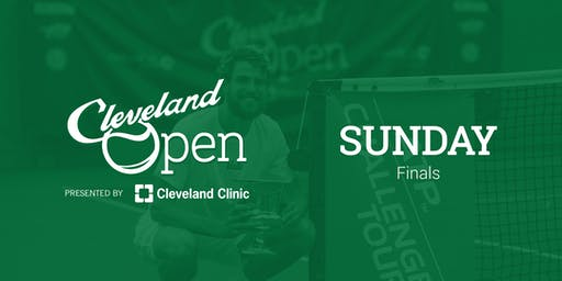 Cleveland Open presented by Cleveland Clinic—Finals