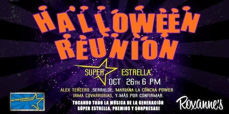 Super Estrella Halloween Reunion tickets