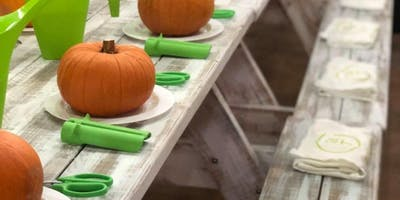 Pumpkins & Petals, Oh my! with Alice's Table