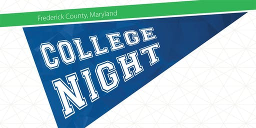 College Night at Frederick Community College
