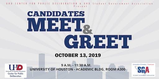 November Election Candidates Meet & Greet