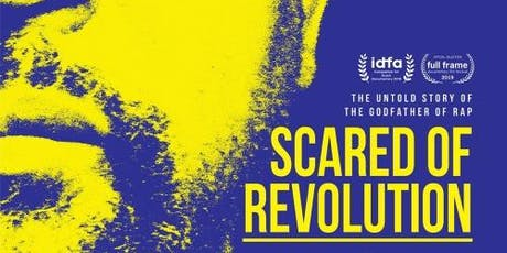 Scared of Revolution tickets