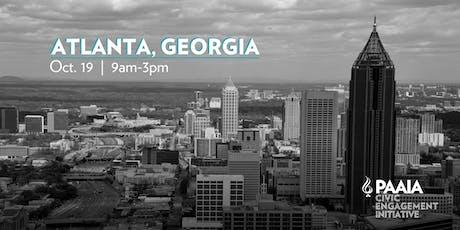 Civic Engagement Initiative Regional Event: Atlanta tickets