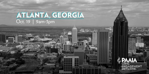 Civic Engagement Initiative Regional Event: Atlanta