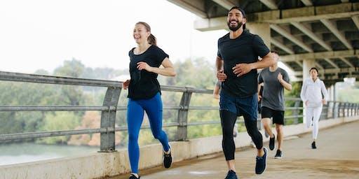 Vasona Reservoir Run | Running Revolution x lululemon x HOKA