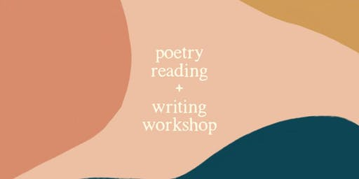 Saturday Sessions: Poetry Reading + Writing Workshop
