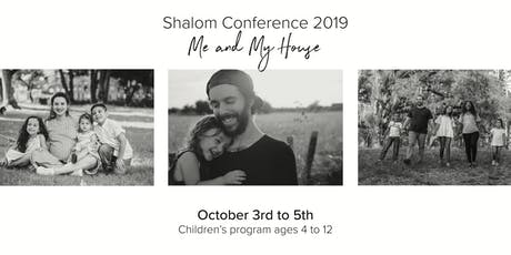 Me and My House: Shalom Center Family Conference tickets