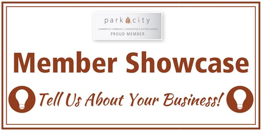 October Member Showcase (Member-Only Event)