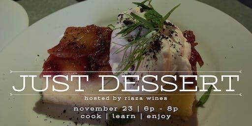 Just Dessert - November '19