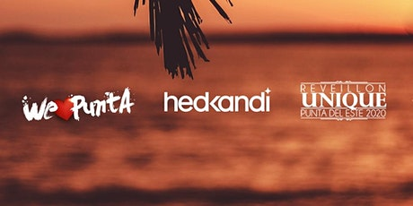 We Love Punta + Hed Kandi + Reveillon Unique 2020 tickets