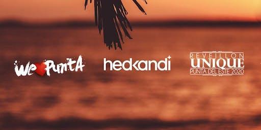 We Love Punta + Hed Kandi + Reveillon Unique 2020