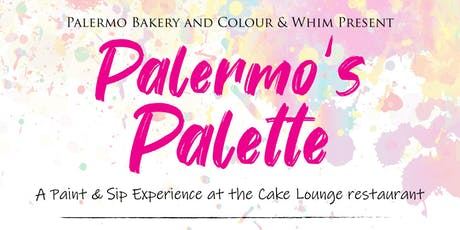 Palermo's Palette - Paint & Sip Experience tickets