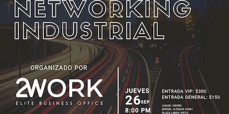 Networking Industrial entradas