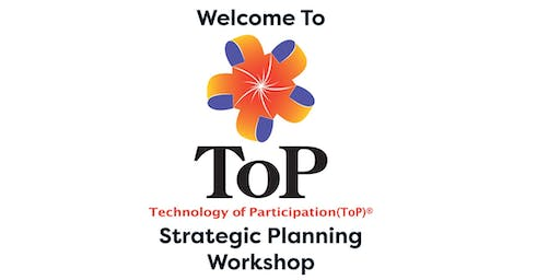 Facilitation Skills - ToP Strategic Planning - Nov. 7-8, 2019 - Miami