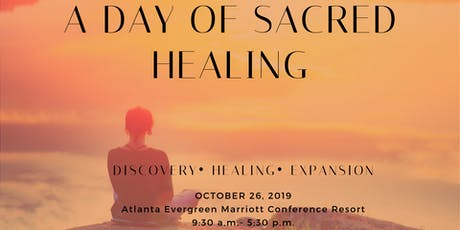 A Day of Sacred Healing tickets