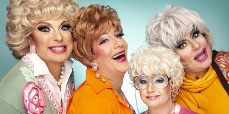 The Golden Girls Live! The Christmas Episodes - Nov 29th at 8pm tickets
