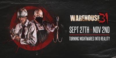 Haunted House - Warehouse31 - 10/28/19