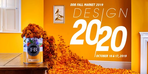 DDB Fall Market 2019 | Design 2020