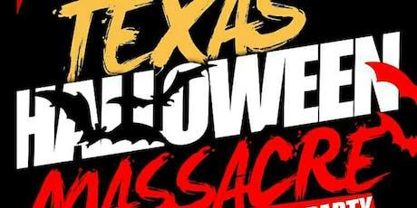 Texas Halloween Massacre 2019 tickets